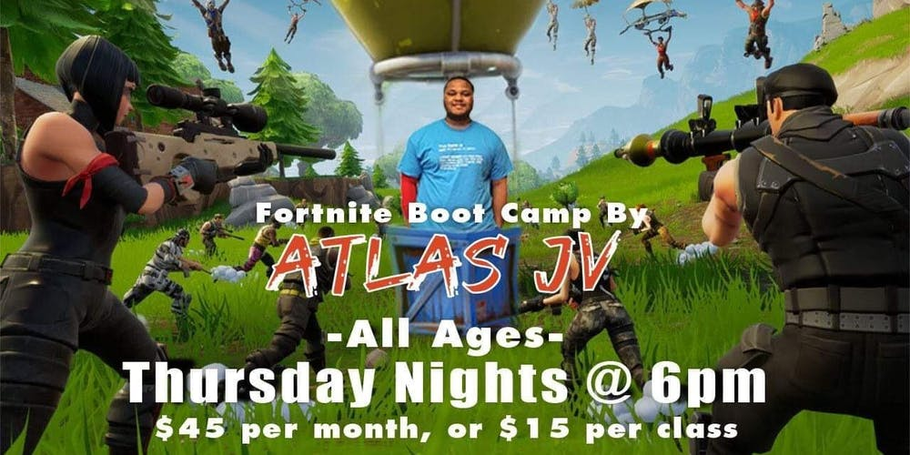Fortnite Bootcamp: A No-Nonsense Guide to Awesome, by Atlas JV