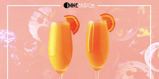 BOOZY BRUNCH at iNINE Bistro