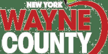 """"""" A Victim's Plea; Meeting Expectations"""" Lyons, NY tickets"""