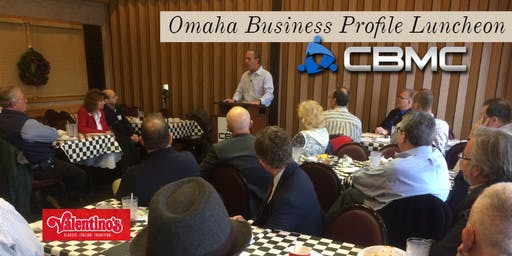 CBMC Omaha Business Profile Luncheon