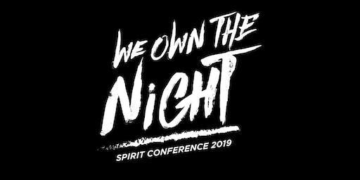 Spirit Conference 19 - Volunteer