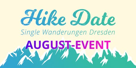 HikeDate | August-Event | Rauenstein-Kammweg Tickets