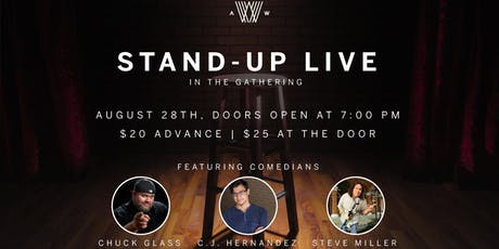 Stand-Up Live at Armature Works tickets