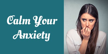 Calm Your Anxiety - Essential Oils Make and Take Class tickets