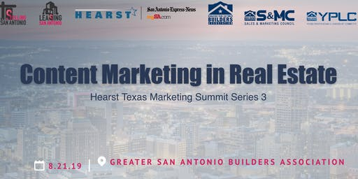 GSABA & Hearst Texas present: Marketing Real Estate Summit