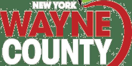 """""""A Victim's Plea; Meeting Expectations"""" Lyons, NY tickets"""