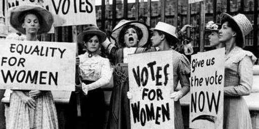 She Votes! Celebrating 100 Years of Ohio Women's Right to Vote