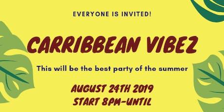 Carribbean Vibez tickets