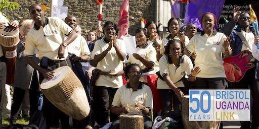 Celebrating 50 Years of the Bristol Uganda Link