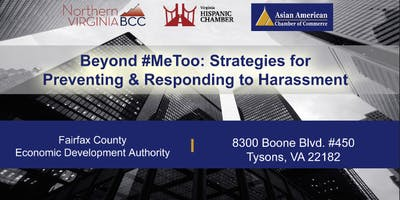 Beyond #MeToo: Strategies for Preventing & Responding to Harrassment