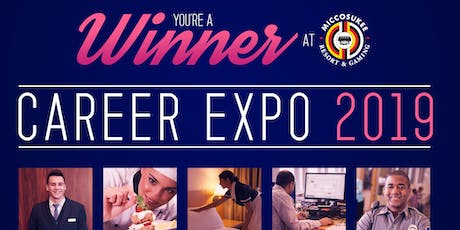 Miccosukee Resort & Gaming Career Expo tickets
