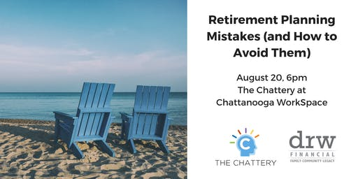 Retirement Planning Mistakes (and How to Avoid Them)