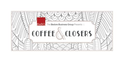 Coffee & Closers - Startup Week - Downtown Mpls