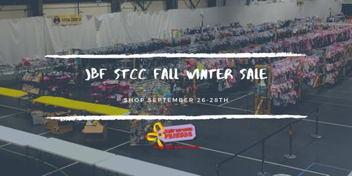JBF St. Charles County Fall/Winter Sale 2019 - FREE ADMISSION PASSES