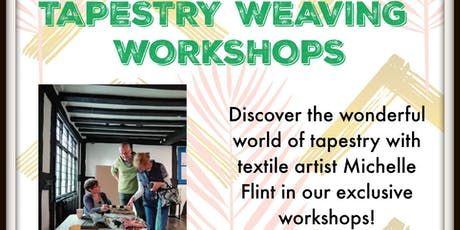 Weaving Workshops tickets