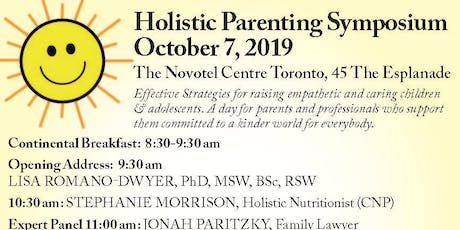 Effective Strategies for Raising Empathetic and Caring Children & Adolescents: Holistic Parenting Symposium tickets