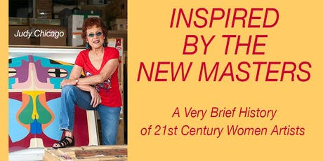 INSPIRED BY THE NEW MASTERS (2 Day Class) tickets