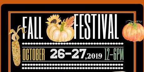 Harvest Fall Festival tickets