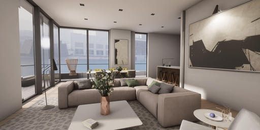 Unreal Engine: Realistic Lighting and Materials in Archviz