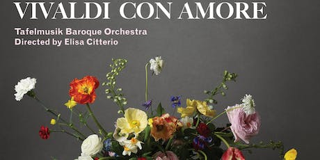"""Vivaldi con amore""  CD launch tickets"