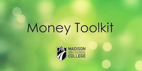 Money Toolkit  tickets