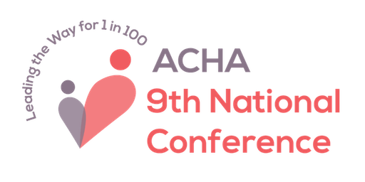 ACHA 9th National Conference  -  Leading the Way for 1 in 100!