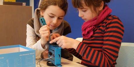 Einmaliger FerienWORKSHOP: Robotics mit mBot (8-12 Jahre) Tickets