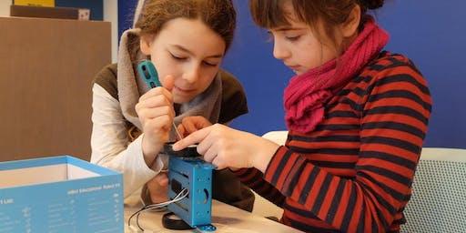 Einmaliger FerienWORKSHOP: Robotics mit mBot (8-12 Jahre)
