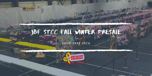 JBF St. Charles County Fall/Winter 2019 Special Guests Presale - FREE ADMISSION PASSES