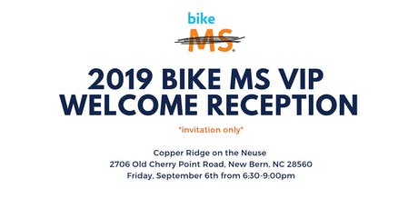 Bike MS Top 100 & Club K Welcome Reception tickets