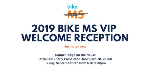 Bike MS Top 100 & Club K Welcome Reception