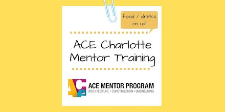 ACE Charlotte Mentor Training tickets