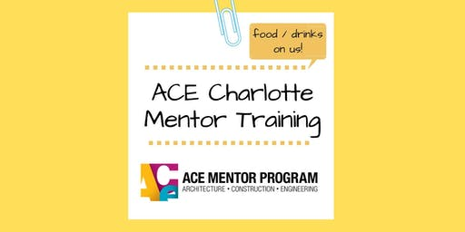 ACE Charlotte Mentor Training