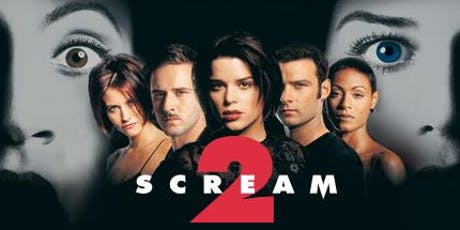 Drunken Cinema: SCREAM 2 (1997) tickets
