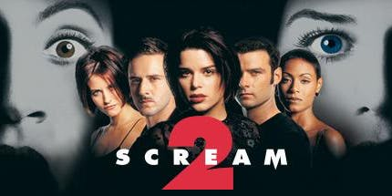 Drunken Cinema: SCREAM 2 (1997)