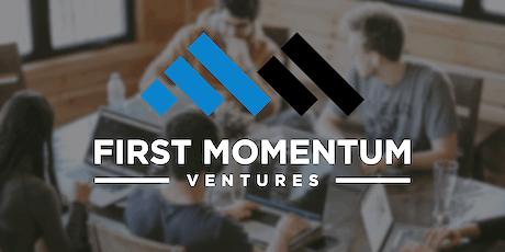 First Momentum lädt ein … Mittelstand,  Startups, Venture Capital! Tickets