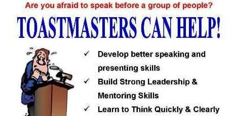 WANTED: Leaders in Training - Dover Free Speakers Toastmasters