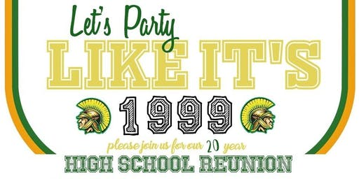 WSE Class of 1999 - 20 Year HS Reunion