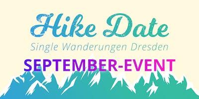 HikeDate | September-Event | Schrammsteine
