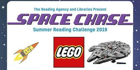 Space Chase - Lego Session tickets