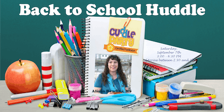 Back to School Huddle: September 2019 Cuddle Party tickets