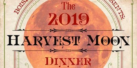 2019 Harvest Moon Dinner tickets