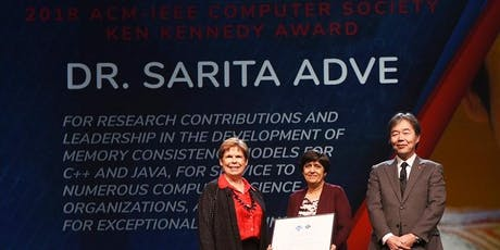 Rice Ken Kennedy Award Lecture Honoring Dr. Sarita Adve tickets