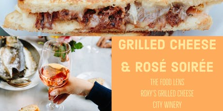 Grilled Cheese and Rosé Soirée tickets