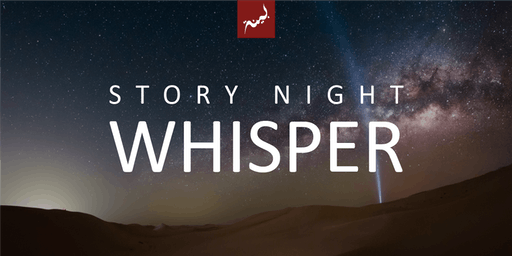 Story Night: Whisper in Jakarta, Indonesia