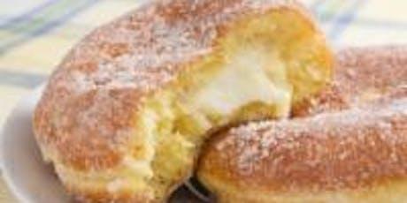 Donut Baking Class tickets