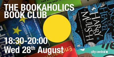 Bookaholics Book Club - 28 August