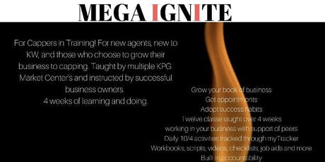 MEGA IGNITE - September 2019 tickets