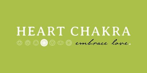 Heart Chakra Cleansing Meditation