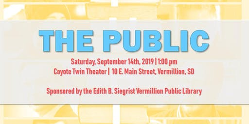 The Public | Free Movie at Coyote Twin